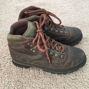 Timberland Women's Euro Hiker boots
